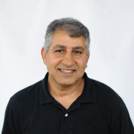 Hamid Ghasemi-Neri  |  Lead Custodian
